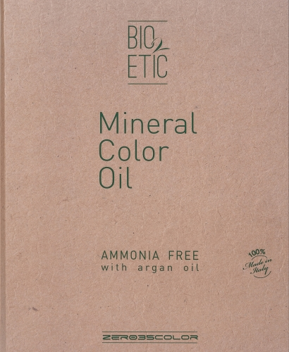 Mineral Color Oil  28 оттенков